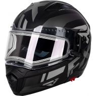 FXR Maverick Modular Team Helmet w/Electric Shield Black/Charcoal/White