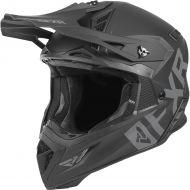 FXR Octane X Deviant Helmet w/Electric Shield Black Ops