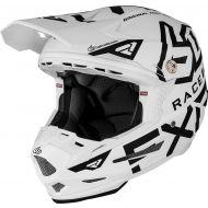FXR 6D ATR-2 Race Division Helmet White