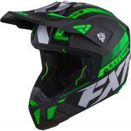 FXR Clutch Boost Helmet Lime
