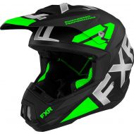 FXR Torque Team Helmet Lime