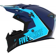 509 Tactical Snowmobile Helmet Cyan Navy