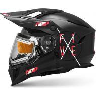 509 Delta R3L Ignite Snowmobile Helmet w/Fidlock Red Aura