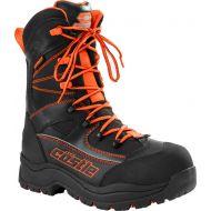 Castle X Force 2 Snowmobile Boots Orange