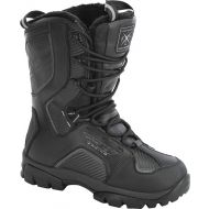 Fly Racing Marker Snowmobile Boot Black