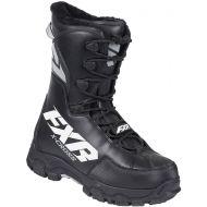 FXR X-Cross Speed Boots Black