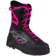 FXR X-Cross Pro Speed Womens Boot Black/Fuchsia