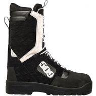 509 Raid Laced Boot Black/White