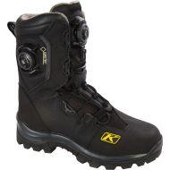 Klim Adrenaline GTX Snowmobile Boot BOA Lacing  Black
