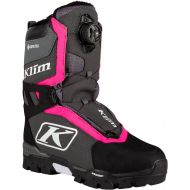 Klim Aurora GTX BOA Womens Boot Knockout Pink