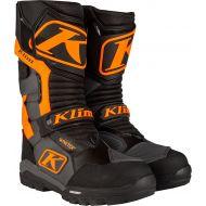 Klim 2021 Havoc Gore-Tex Thinsulate GTX BOA Boot Asphalt/Strike Orange