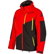 Klim 2022 Storm Jacket High Risk Red