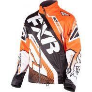 FXR Cold Cross RR Pullover Jacket Orange/Black/White
