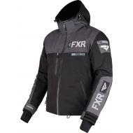 FXR Helium Pro X Jacket Black/Char/Grey