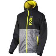 FXR Force Dual-Laminate Jacket Black/Hi Vis