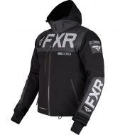 FXR Helium Pro X Jacket Black/Charcoal/Grey