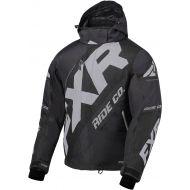FXR CX Jacket Black/Light Grey