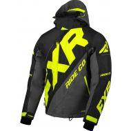 FXR CX Jacket Black/Charcoal/Hi Vis