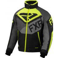 FXR Fuel Jacket Black/Grey/Charcoal/Hi Vis