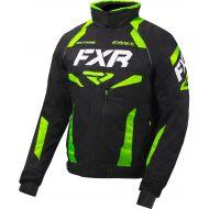FXR Octane Jacket Black/Lime