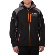 FXR Renegade Softshell Jacket Black/Orange