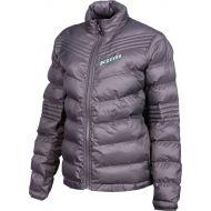 Klim Flux Womens Snowmobile Jacket Asphalt/Wintermint