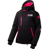 FXR Renegade FX Womens Jacket Black/Fuchsia