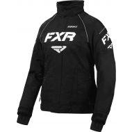 FXR Velocity Womens Jacket Black/White
