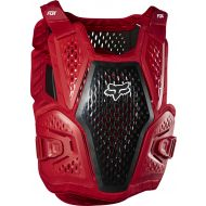 Fox Racing Raceframe Roost Chest Protector Red Flame