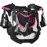 Fox Racing R3 Womens Chest Protector Black/Pink S/M