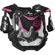 Fox Racing R3 Womens Chest Protector Black/Pink M/L