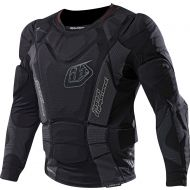 Troy Lee Designs UPL7855 Under Jersey Long Sleeve Chest Protector Youth Black