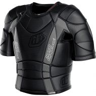 Troy Lee Designs UPS7850 Under Jersey Short Sleeve Chest Protector Youth Black