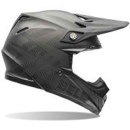 Bell Moto 9 Carbon Flex Helmet Matte Syndrome Black