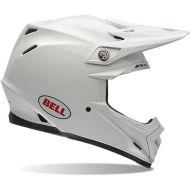 Bell Moto 9 Carbon Flex Helmet Solid White