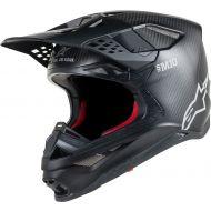 Alpinestars S-M10 Supertech Helmet Carbon/Black/White