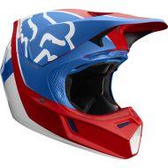 Foc Racing V3 Helmet Kila Blue/Red