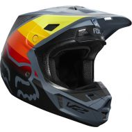 Fox Racing 2019 V2 Helmet Murc Blue Steel
