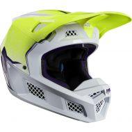 Fox Racing 2020 V3 Helmet LE Honr Yellow