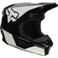 Fox Racing V1 Revn Helmet Black/White