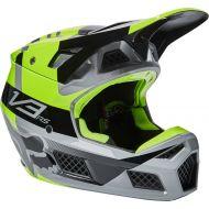 Fox Racing V3 RS Riet Helmet Flourescent Yellow