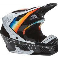 Fox Racing V3 RS Relm Helmet Black/White