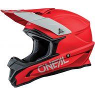 O'Neal 2021 1 Series Solid Helmet Red