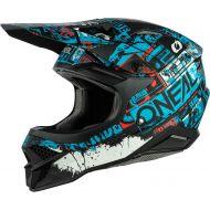 O'Neal 2021 3 Series Ride Helmet Black/Blue