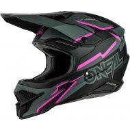 O'Neal 2021 3 Series Voltage Helmet Black/Pink