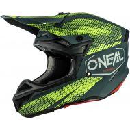 O'Neal 2021 5 Series Covert Helmet Charcoal/Neon