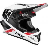 Thor 2020 Sector Split Helmet White/Black