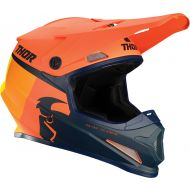 Thor 2021 Sector Racer Helmet Orange/Midnight