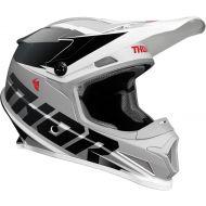Thor 2021 Sector Fader Helmet Black/White