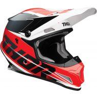 Thor 2021 Sector Fader Helmet Red/Black